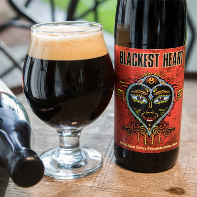 Blackest Heart Barrel Aged Cherry Chocolate Coffee Stout