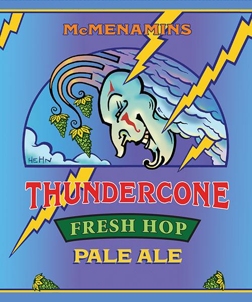 Thundercone Fresh Hop Pale Ale