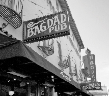 Bagdad Theater & Pub today