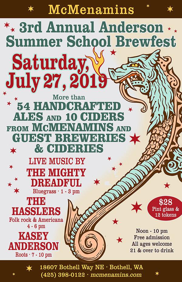 Anderson Summer School Brewfest