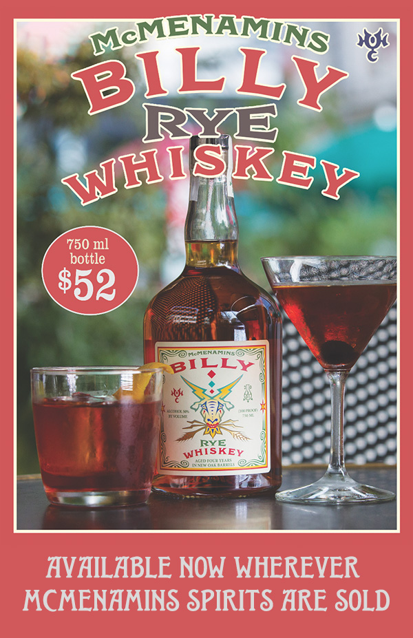 Billy Rye Whiskey