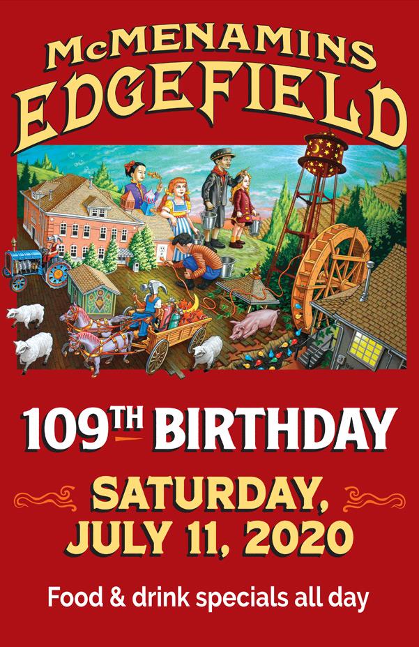 Edgefield Birthday