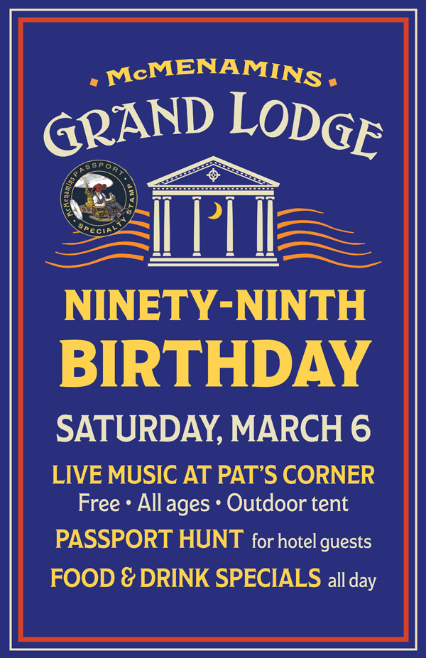 Grand Lodge Birthday