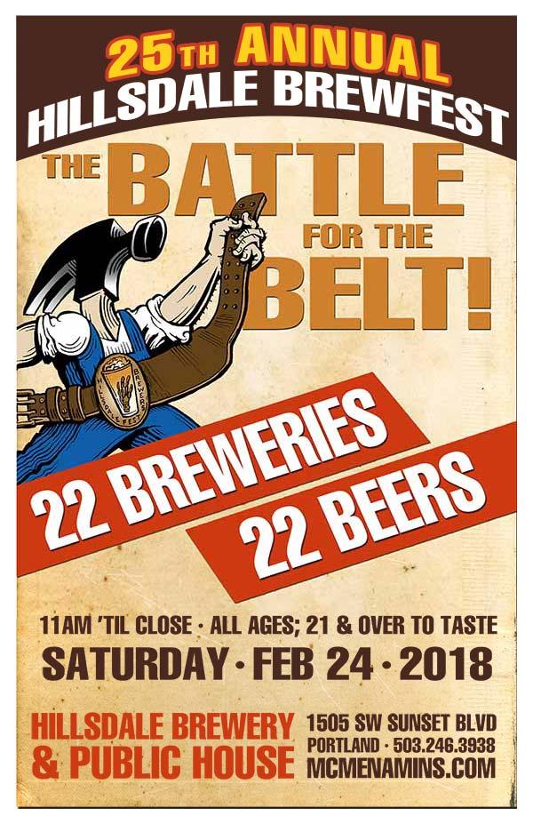 Hillsdale Brewfest