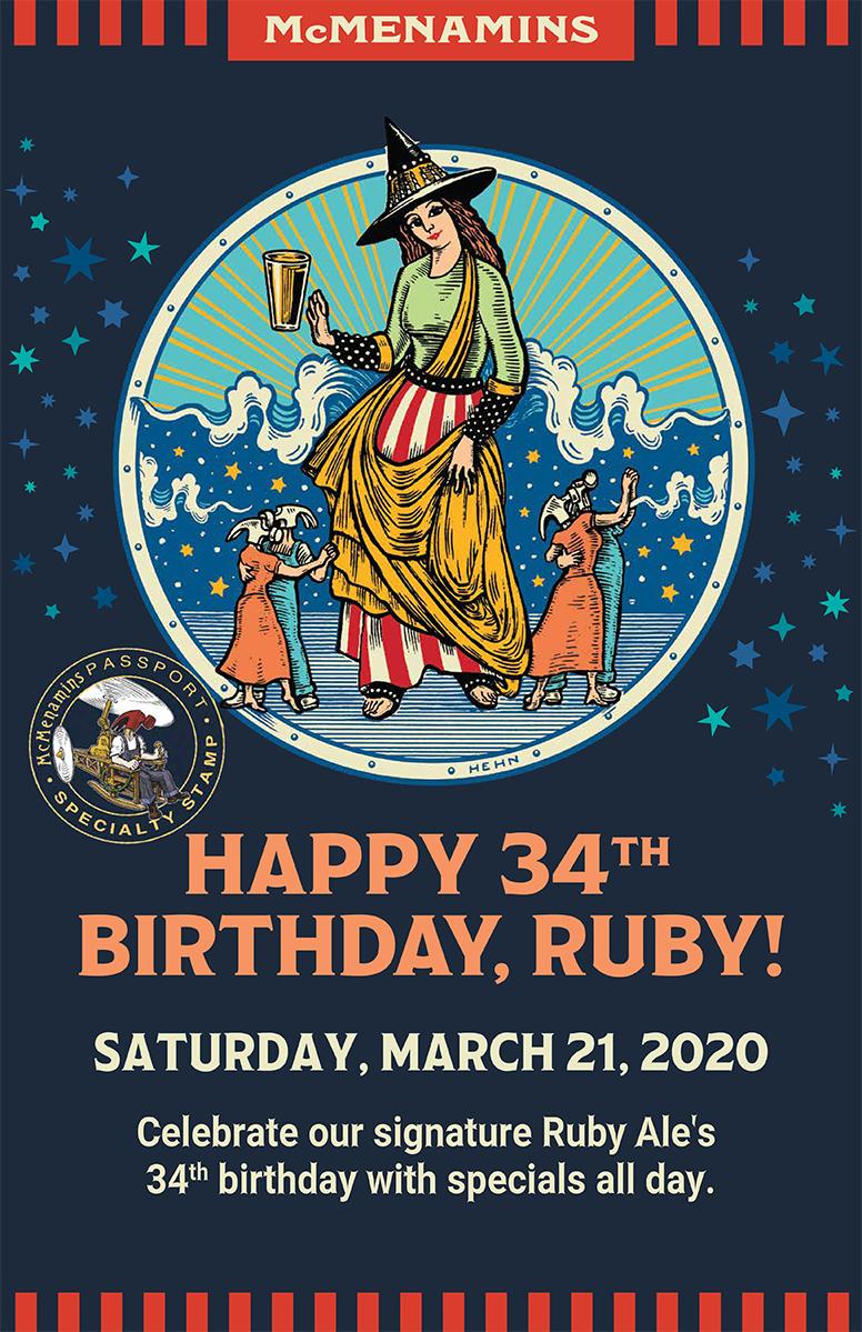 Ruby's Birthday