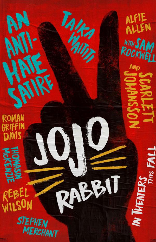 Jojo Rabbit Bagdad Theater