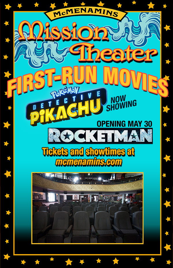 Mission Theater First Run Movies