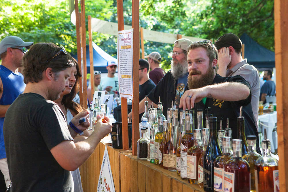 7th Annual Oregon Distillers Festival