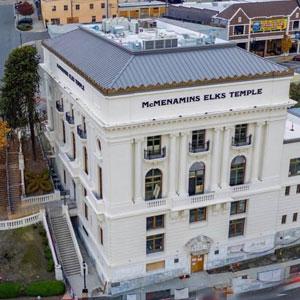 Elks Temple Hotel - McMenamins