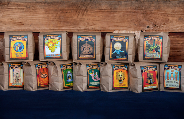 McMenamins Coffee Blend Offerings