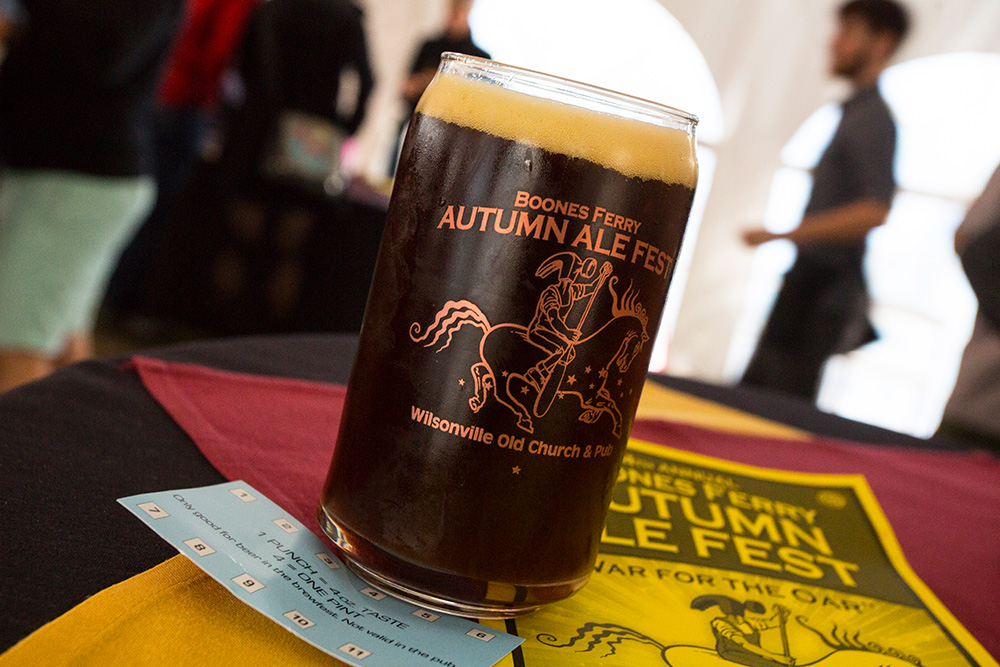 Boones Ferry Autumn Ale Fest