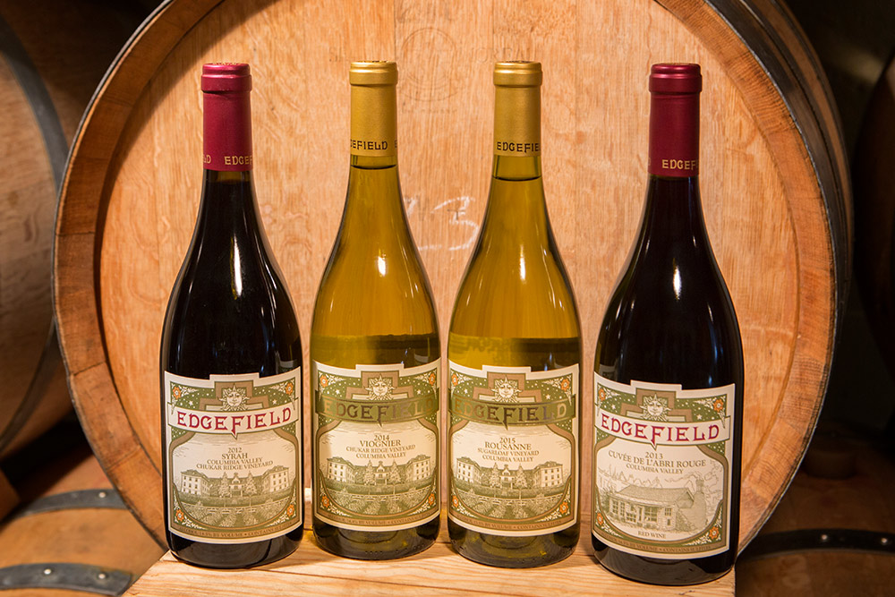 Edgefield Wines