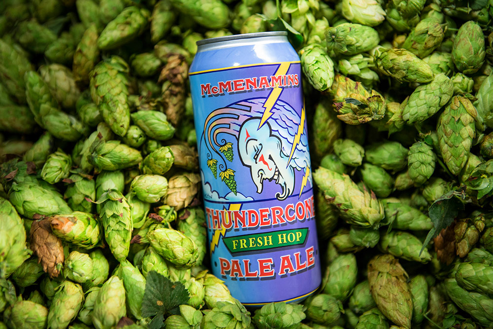 Thundercone Fresh Hop Pale Ale